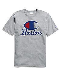 Exclusive Champion Life® Men's Tee, Boston Edition