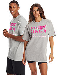 Champion Life® Men's Heritage Tee, Fight Like A Champion