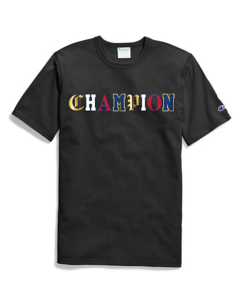 Champion Life® Men's Heritage Tee, Old English