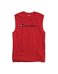 b1155dc1a02071 Champion Men s Classic Jersey Muscle Tee