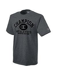 Champion Men's Jersey Tee, Homebase