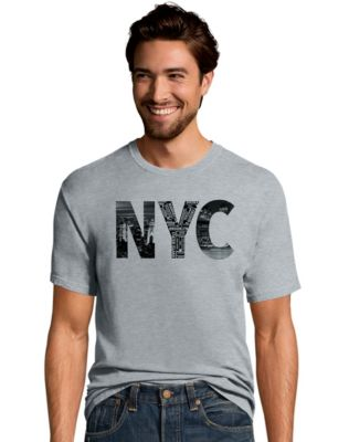 Hanes Men's NYC Graphic Tee