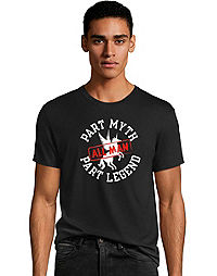 Hanes Men's All Man Graphic Tee
