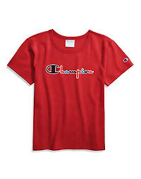 Champion Life® Women's Original Tee, 3 Color Vintage Logo