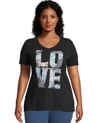 JMS Big Love Short Sleeve Graphic Tee