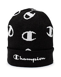 Champion Life™ Beanie, All Over Logo