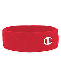 Champion Life® Terry Headband, C Logo