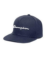 9cb6870edb3c6 Champion Life™ Snapback Script Logo Baseball Hat
