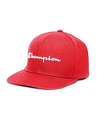 Champion Life™ Snapback Script Logo Baseball Hat
