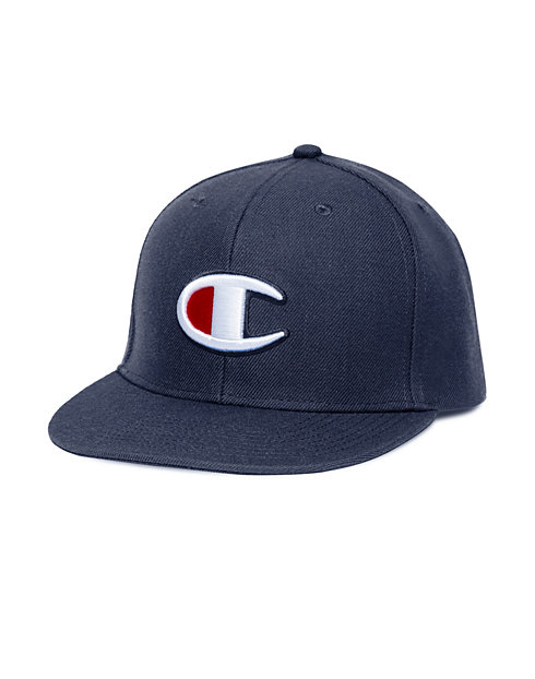 ed8bd15d29e Champion Life Snapback Big C Baseball Hat