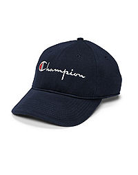 Champion Life™ Reverse Weave™ Dad Hat, Script Logo