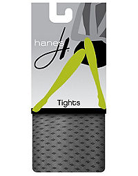 Hanes Micro Diamond Tights