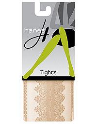 Hanes Lace Sheer Tights