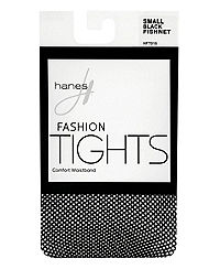 Hanes Fashion Fishnet Tights