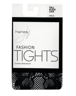 Hanes Lace Tights