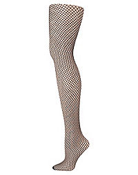Hanes Circular Net Fashion Tights