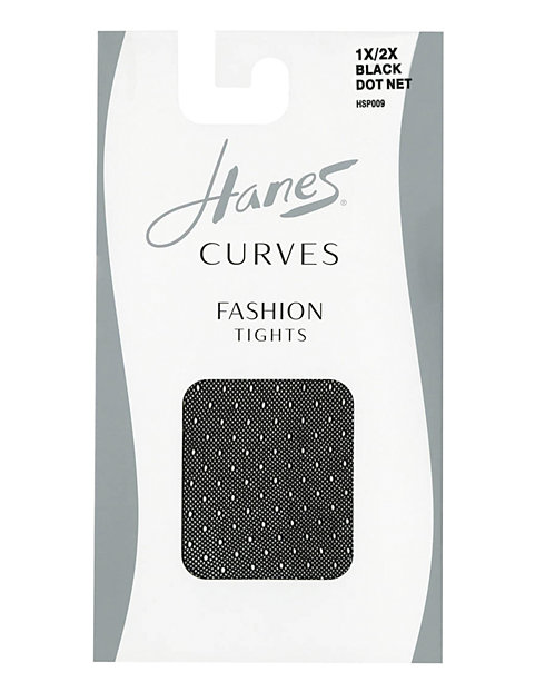 Hanes Curves Dot Net Tight