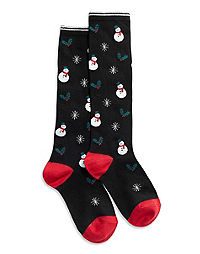 Holiday Women's Knee High Socks