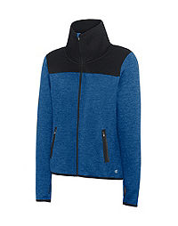 Champion Women's Premium Tech Fleece Full Zip Jacket
