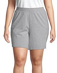JMS Cotton Jersey Pocket Shorts