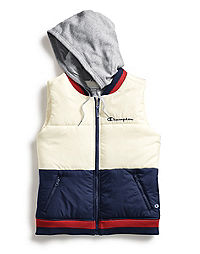 Champion Women's Stadium Puffer Vest