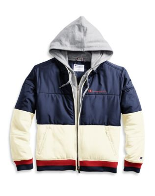 Champion Women's Stadium Puffer Jacket