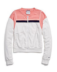 Champion Women's Heritage Warm-Up Jacket