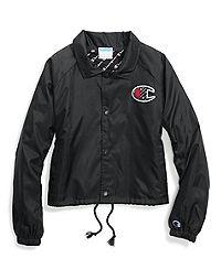 Champion Life® Women's Cropped Coaches Jacket