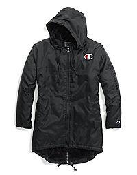 Champion Life® Women's Reverse Weave™ Sherpa Lined Coaches Jacket