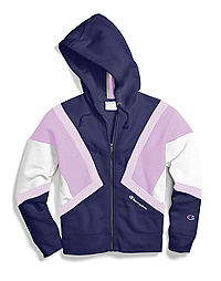 Champion Life® Women's Reverse Weave® Colorblock Zip Hoodie