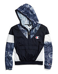 Champion Life® Women's Nylon Warm Up Jacket