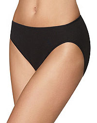 Hanes Smooth Illusions® Hi-Cut Panties 3-Pack