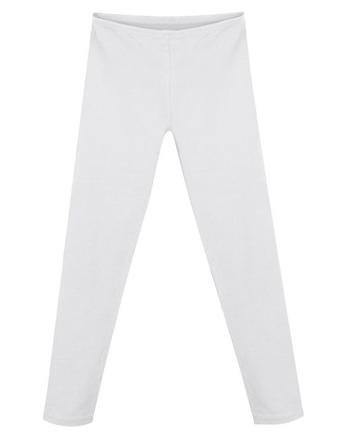 Hanes Girls' Cotton Stretch Leggings