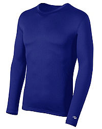 eda0bc368fbc Duofold by Champion Varitherm Men s Long-Sleeve Thermal Shirt