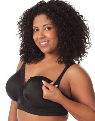 Leading Lady Silky Lace Nursing Bra