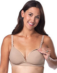 Leading Lady Dreamy Comfort Wirefree Nursing Bra