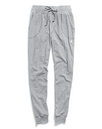 Champion Women's Jersey Pocket Pants