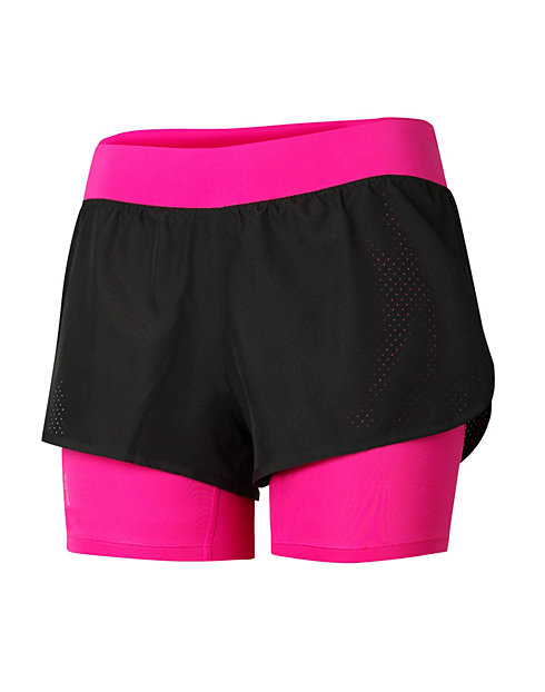 Champion Gear™ Women's New Two-In-One Shorts
