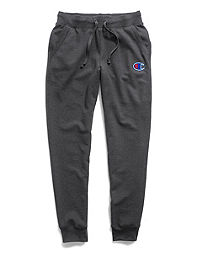 Champion Women's Powerblend® Fleece Joggers, Felt C Logo