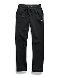 Champion Women's Powerblend® Fleece Open Bottom Pants