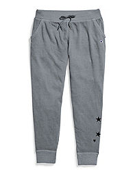 Champion Women's Heritage Vintage Dye Fleece 7/8 Joggers