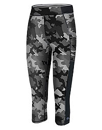 Champion Women's Gym Issue™ Print Capris With Pocket