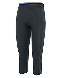 Champion Women's Phys. Ed. Capris With Side Pocket