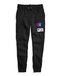 Champion Century Collection Women's Joggers, C100 Felt Logo