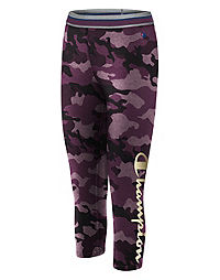 Champion Women's Authentic Print Capris, Script Logo