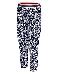 Champion Women's Authentic Print Capris