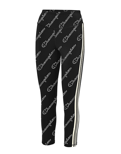 Champion Women's High Rise Print Tights