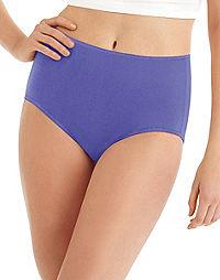 Hanes® Cool Comfort™ Women's Microfiber Brief Panties 5-Pack