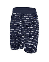 Champion Women's Everyday Bike Print Shorts