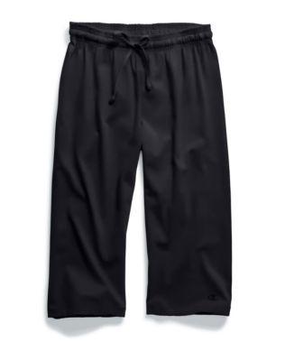 520d38657dfb Champion Authentic Women s Jersey Capri Pants